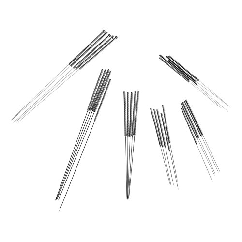 30pcs 0.15/0.2/0.25/0.3/0.35/0.4 mm 3D Printer Drill Bit Nozzles Nozzle Cleaning Needle Tool Kit