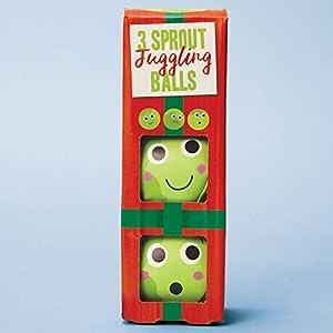 Fizz Creations 0661 Sprout - Pelotas de Senderismo, Color Verde