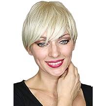 Frisuren Kurzhaar Blond Suchergebnis Auf Amazon De Fur