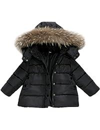 c48c2b9f2797 Amazon.co.uk  18-24 Months - Coats   Jackets   Baby Girls 0-24m ...