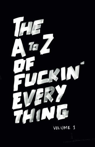 The A to Z of Fuckin' Everything for sale  Delivered anywhere in UK