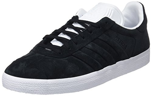 brand new 6d5d5 abf98 adidas Gazelle Stitch And Turn, Scarpe da Fitness Uomo, Nero (Negbás Negbás