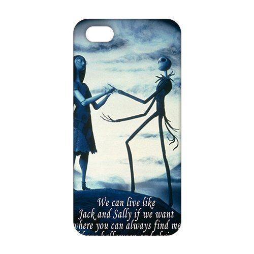 Nightmare Before Christmas For SamSung Galaxy S6 Phone Case Cover (Ogden Halloween)