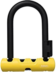 Abus 415/150HB140 SH34 Mini-Gabel mit Halterung - Gelb