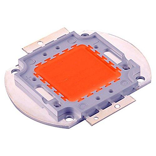 SCSY-Glühbirne Wachsen Sie hellen Chip 20W / 30W / 50W / 100W volles Spektrum 380nm `840nm Abdeckungs-Anlage, die alle Bühne für LED Licht wachsen (Wattage : 50W) -