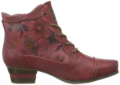 Mustang 1187-509, Bottes Classiques Femme Rouge (5 rot)