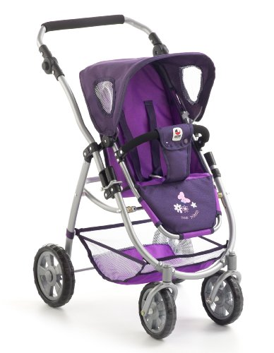Preisvergleich Produktbild Bayer Chic 2000 637 25 - 3 in 1 Kombi-Puppenwagen, Emotion All In