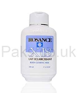 Rosance X18 Lait Eclaircissant