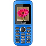 Hicell C5 Basic Feature Mobile Phone With Dual Sim, 1.8 Inch Display, 1050 MAH Battery, FM Radio , Bluetooth, Torch, Digital Camera,SOS, Expandable Upto 16GB, BIS Certified And 1 Year Warranty ( Navy Blue Black)
