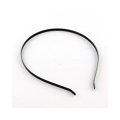 Zubehör zum Kreieren von Haarreifen, Metall (5-teilig)