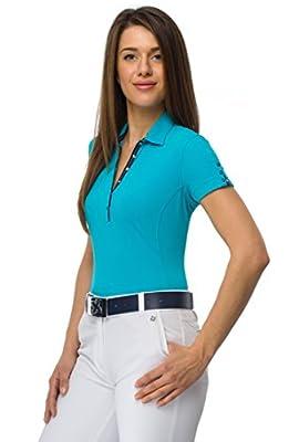 JELFY Giorgia Damen Golfshirt
