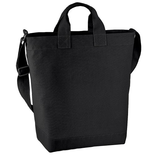 bagbase-canvas-daybag-hold-strap-shopping-bag-15-litres-one-size-black