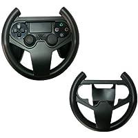 GAMINGER Volante controller Dualshock per Sony PlayStation 4 FUNZIONE TITL