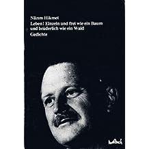 Amazonde Nazim Hikmet Bücher Hörbücher Bibliografie