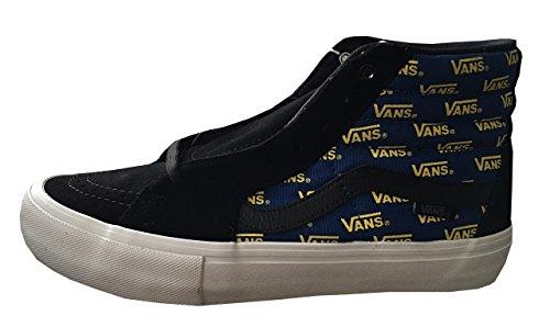 Vans Sk8-Hi Pro' Black/Cyber Yellow. Black/Cyber Yellow