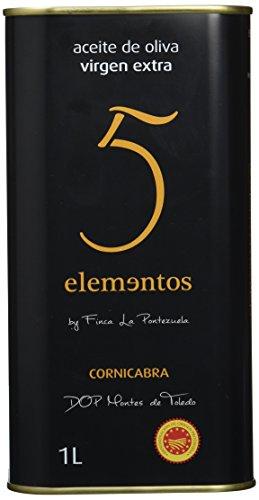 5Elementos Cornicabra Aceite de Oliva Virgen Extra - 1000 ml