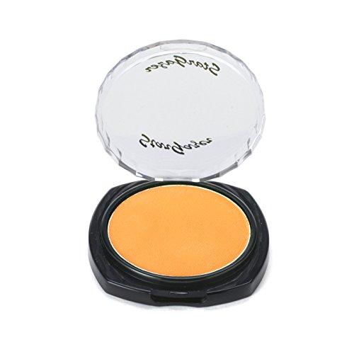 Stargazer Products UV/Neon Gepresster Lidschatten, orange, 1er Pack (1 x 2 g)