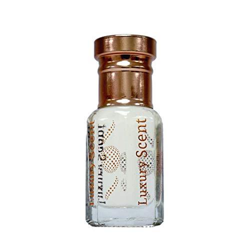 Jasi Muskblüten-Parfümöl von Jasai, Premium-Qualität, süßes Blumenmoschus, Unisex, Parfümöl, 3 ml