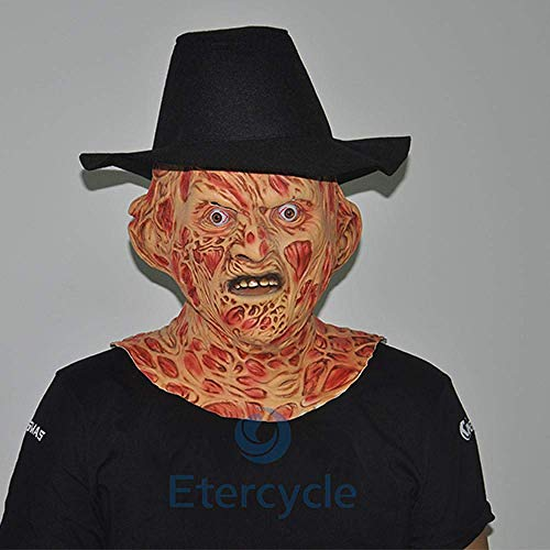 - Freddy Krueger Halloween Dekoration