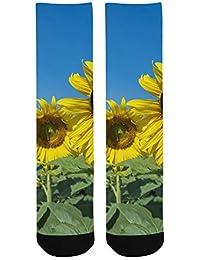 Bettwäschegarnituren Bettwaren, -wäsche & Matratzen Blumenmuster Sonnenblumen Streifen Baumwollmischung Pink Doppel 6 Stück GroßE Auswahl;