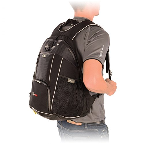 Imagen de oxford xb25  para moto, 25 l, incl. funda para el casco y funda impermeable alternativa