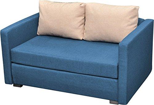 VCM Engol 900059 2-er Couch mit Schlaffunktion