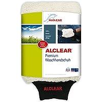 ALCLEAR Mikrofaser Handschuh zum Auto waschen mit Shampoo: besser als ein Auto Wasch Schwamm, Poliertuch oder Microfasertuch; für Kfz, Motorrad