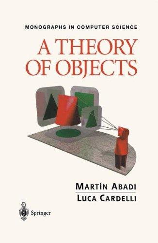A THEORY OF OBJECTS par Martin Abadi