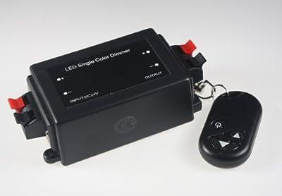LED Dimmer für SMD Led 24 V Single Color mit Fernbedienung 24v