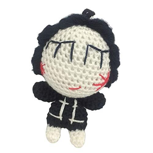 chiwanji Häkelset 3D Lady Doll Anfänger Häkeln Lernen Bastelspielzeug Selber Machen (Doll Machen Nadeln)