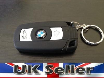 Preisvergleich Produktbild Shanghai lighters BMW Sturmfeuerzeug und Autoschlüsselanhänger, Schlüsselanhänger (grüne Flamme)