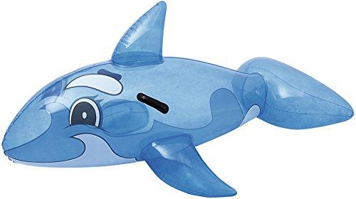 Bestway Transparent Whale Rider 157x94 cm, -