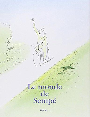 Le Monde de Sempé, Volume1 par Jean-Jacques Sempé