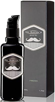 Mr. Burton´s Beard Oil