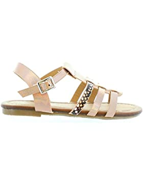 Sandalias de Niña URBAN 322191-B2040 OILY COPPER