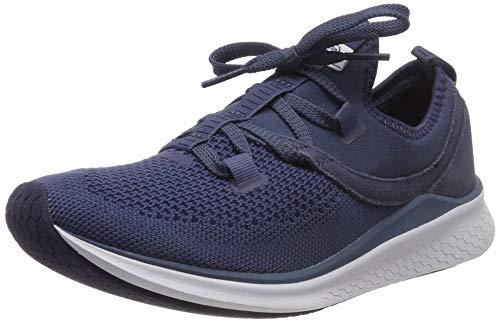 New balance fresh foam lazr sport, scarpe running donna, blu (vintage indigo/pigment/white cn), 37 eu
