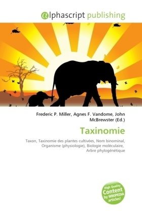 Taxinomie