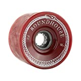 Carver Roundhouse - Ruote per Longboard, 75 mm