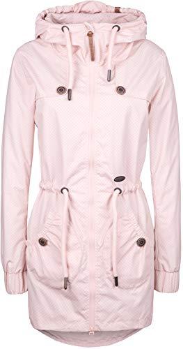 rlotte A Coat Damen Mantel Jacke Übergangsjacke, Candy Circles, M ()