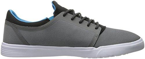 DVS Shoes - Stratos Lt, Pantofole Uomo Charcoal Jacquard