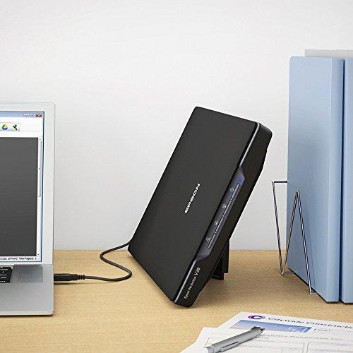 Epson Perfection V39 Scanner (A4, 4800 x 4800 dpi) schwarz - 4