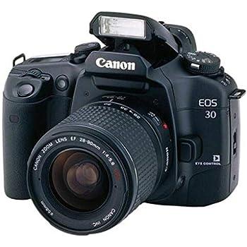 Canon EOS 30 - Cámara Digital réflex con Objetivo Original USM de ...