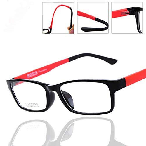 Yangjing-hl vintageeyewear Hochwertige Brillen Brillen China erBlack Red Frames Kurzsichtige Brillen.