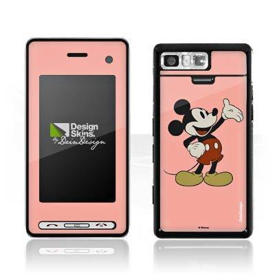 LG Prada II Aufkleber Schutz Folie Design Sticker Skin Disney Mickey Mouse Classic Geschenke Merchandise