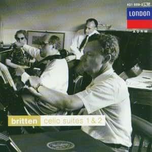 Britten: Cello Suites Nos 1 & 2