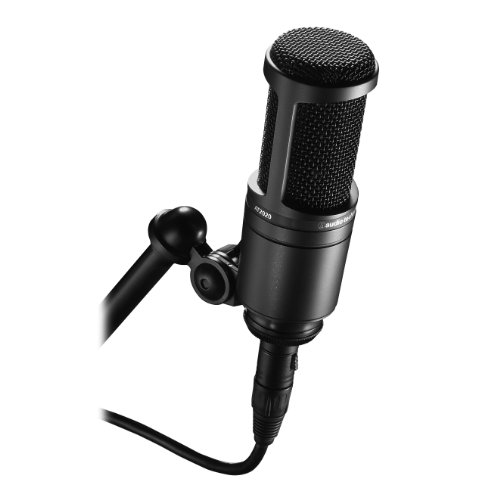 Audio-Technica AT2020 Microphone...