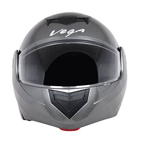 Vega Crux DX Flip-Up Helmet (Anthra, M)