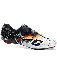 Gaerne Carbon Speedplay G.Platinum Scarpe Road Ciclismo, Black - Nero, 42