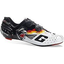 Gaerne Carbon Composite G.Chrono+ Scarpe Road Ciclismo, White - Bianco, 48