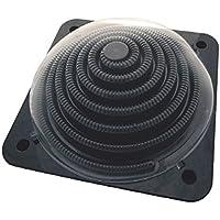 AquaForte Solar Calefacción 60x 60x 28cm, Volumen 6L–extienda su Piscina Temporada.